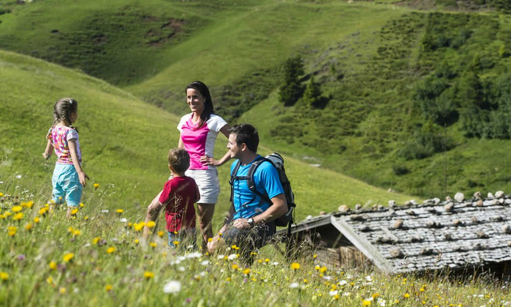 Kastelruth offers plenty of activities for your family holiday