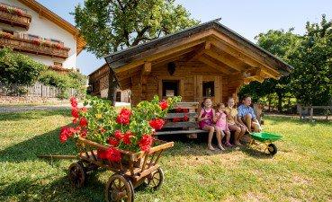 Agriturismo a Castelrotto - Alto Adige › singerhof.com