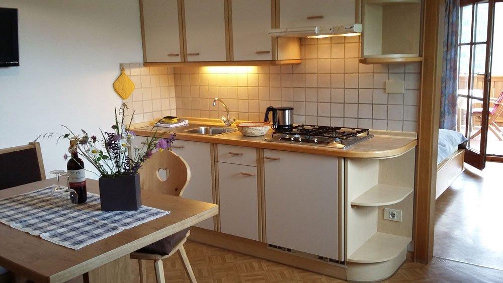 Singer Hof - Wohnung Veilchen