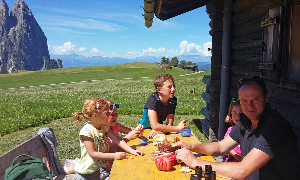 Hiking holiday on a farm – there is a lot to be experienced